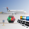 Solar LED Airport Lights