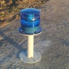 solar taxiway edge light