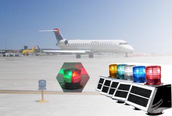 Solar LED Airport Lights
