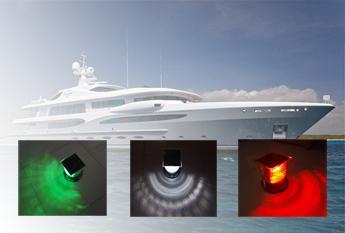 Solar Marine Lights
