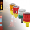 Solar Roadway Safety lights
