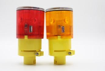 LSW-005 Solar Traffic Cone Light