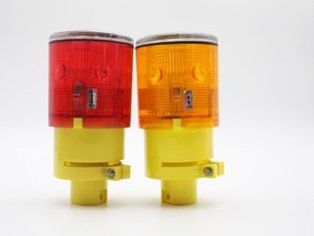 LSW-005 Solar Traffic Cone Light