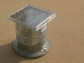 Medium Intensity Solar Obstruction Light