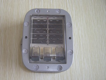 LSW-002 solar deck light