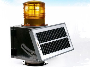 Solar runway edge light